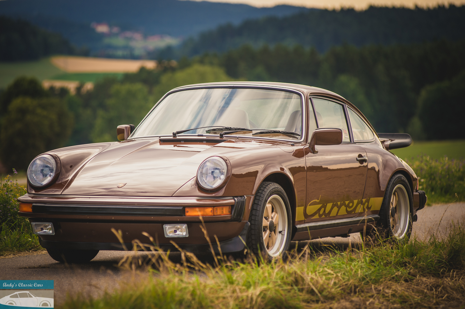 Porsche 911 US-Carrera Coupe